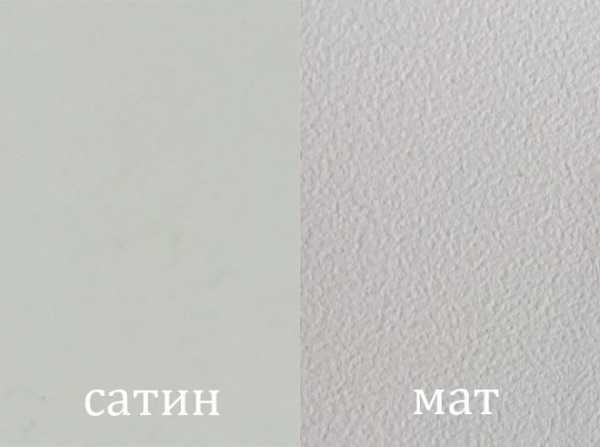 фактурные натяжные потолки сатиновые фото