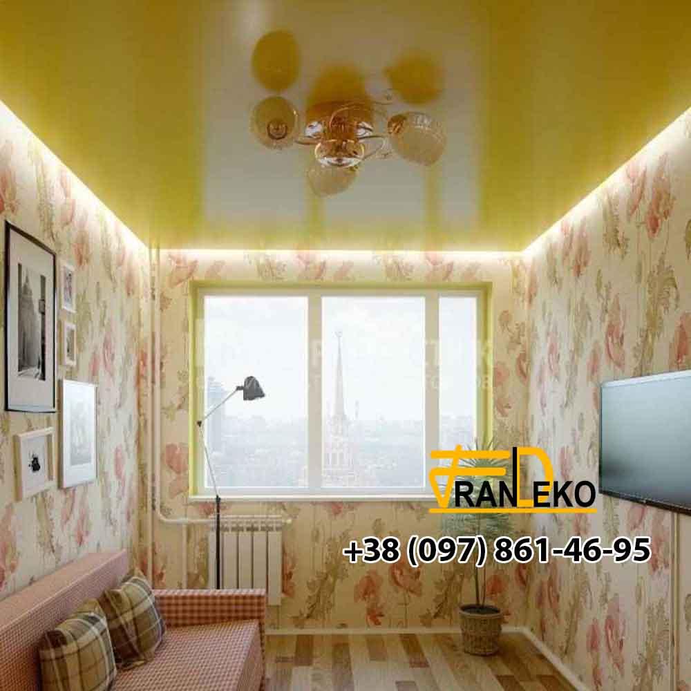 Потолок Натяжной в Желтых Водах